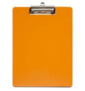 Klemmbrett flexx orange 2361043