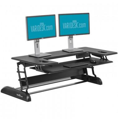 CubePlus 48 schwarz höhenverstellbarer Arbeitsplatz 49921