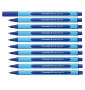 10 Kugelschreiber Edge Schreibfarbe blau 152203