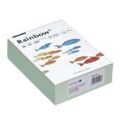 Coloured Paper mittelgrün pastell A5 80g Kopierpapier 500 Blatt