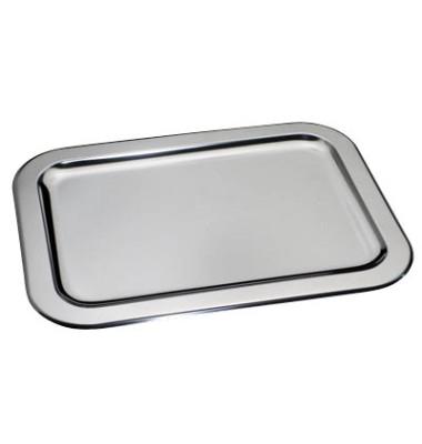Servierplatte silber 3017-S12