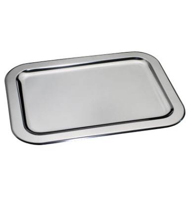 Servierplatte silber 3018-S12