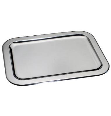 Servierplatte silber 3019-S12
