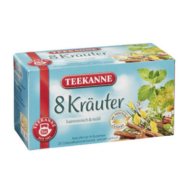8 Kräuter Tee 6168