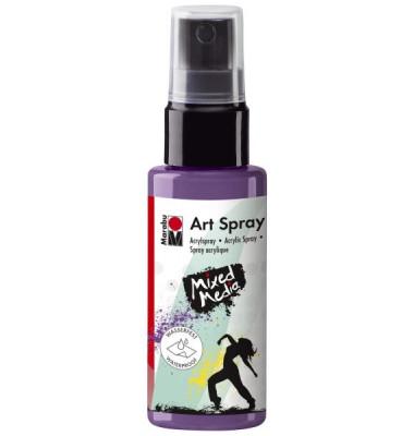 Acrylspray Art Spray 12090 005 007, lavendel, 50ml