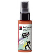 MARABU 1209 05 023   50 ml Acrylspray Art Spray rotorange