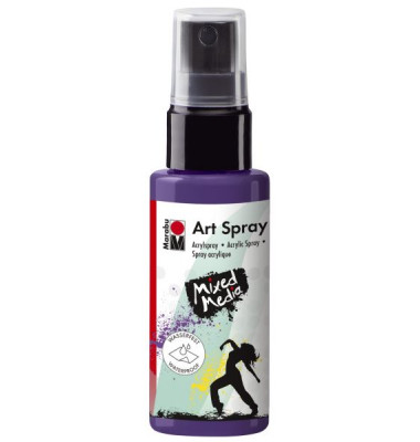 1209 05 037 Acrylspray Art Spray pflaume 50ml
