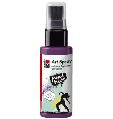 Acrylspray Art Spray 12090 005 039, aubergine, 50ml