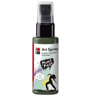 1209 05 041 Acrylspray Art Spray khaki 50ml