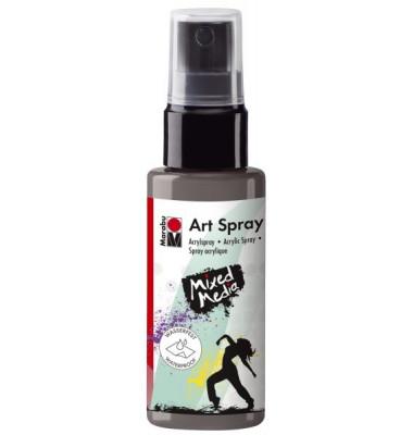 Acrylspray Art Spray 12090 005 078, grau, 50ml