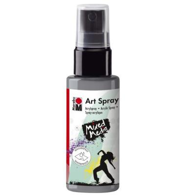 1209 05 082 Acrylspray Art Spray silber 50ml
