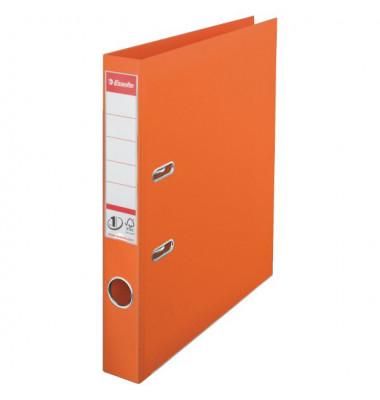No.1 POWER 811410 orange Ordner A4 50mm schmal