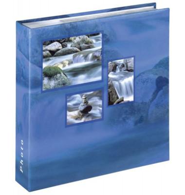 106259 f.10x15cm Einsteckalbum Singo blau
