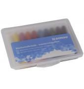 Wachsmalkreide Etui - 10 Farben, nicht wasserfest, Etui