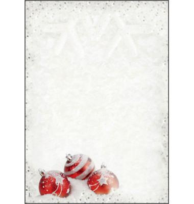 Weihnachtspapier Winter Flair A4 100 Blatt DP247