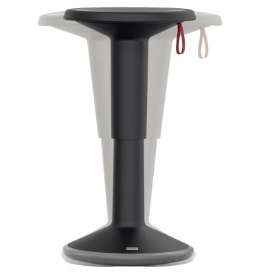 Sitzhocker UpIs1 100U schwarz