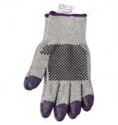 Handschuhe Safety G60 SW/WE 1x12 Paar Gr.7