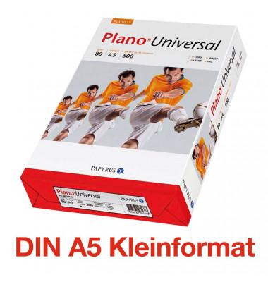 Universal 88110037 A5/80g Kopierpapier 500BL weiß