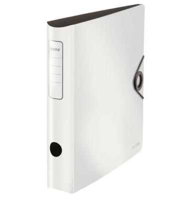 Active Solid Ordner 6,5 cm weiß 1048-10-01