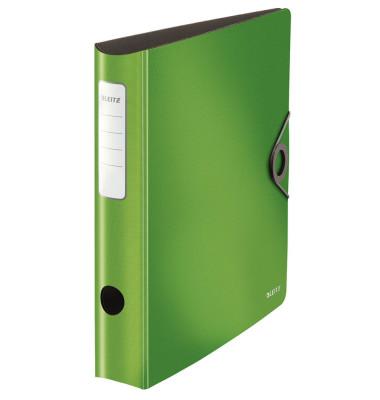 Active Solid Ordner 6,5 cm hellgrün 1048-10-50