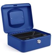 Geldkassette 8011759 Größe 2 blau 200x160x90mm