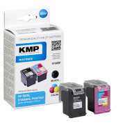 H168V schwarz, color Tintenpatronen ersetzt HP 302XL 1745,4005
