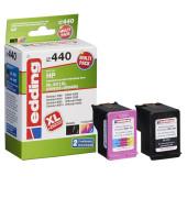 Druckerpatrone schwarz, color Druckerpatronen ersetzen HP 301XL 18-440