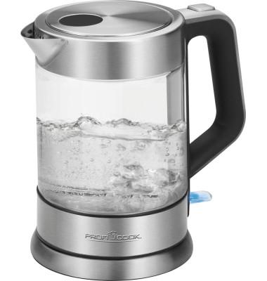 PC-WKS 1107 G Wasserkocher transparent 501107