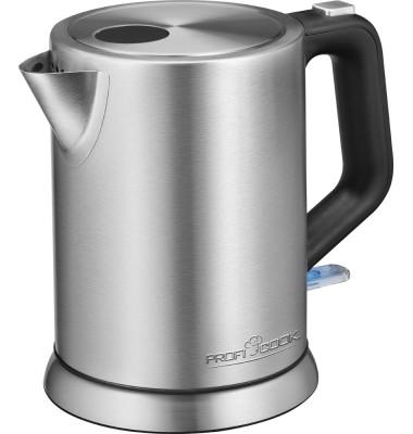 PC-WKS 1106 Wasserkocher silber 501106