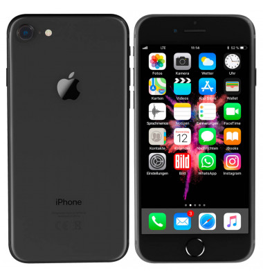 iPhone 8 Plus spacegrau 64 GB MQ8L2ZD/A