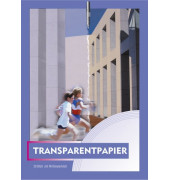 2613 70g Millimeterblatt Transparentpapierblock A3 20BL