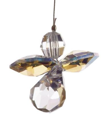 5080ab Swarovski-Kristall Schutzengel klein Nordlicht