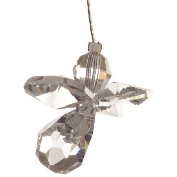 HCA 5080cr Swarovski-Kristall Schutzengel klein Kristall