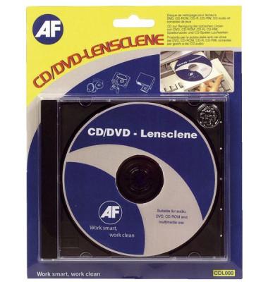 CDL000 DVD für Laufwerksreinigung u.CD