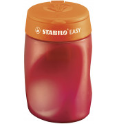STABILO 4502/3 Rechts Dosenspitzer 3fach Easy orange