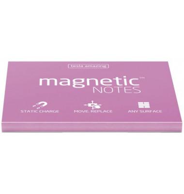 Haftnotizblock M20 selbsthaftend (nichtklebend)  100 x 70 mm pink 100 Blatt