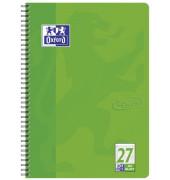 Collegeblock Touch 400086494, A4 liniert, 90g 80 Blatt, 4-fach-Lochung