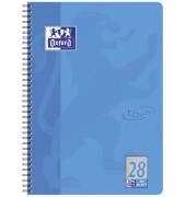 Collegeblock Touch 400086497, A4 kariert, 90g 80 Blatt, 4-fach-Lochung