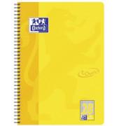 Collegeblock Touch 400086495, A4 kariert, 90g 80 Blatt, 4-fach-Lochung