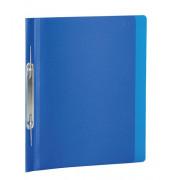 Spiral-Schnellhefter 19541 A4 dunkelblau-transparent Kunststoff Amtsheftung