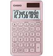 Taschenrechner SL-1000 - Solar-/Batteriebetrieb, 10stellig, LC-Display, pink