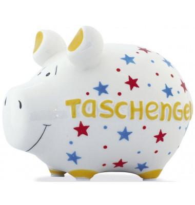 """Spardose Schwein """"Taschengeld"""" - klein"""