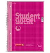 Collegeblock Student 80 10-67 928 126, A4 kariert, 90g 80 Blatt, 4-fach-Lochung