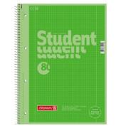 Collegeblock Student 80 10-67 928 152, A4 kariert, 90g 80 Blatt, 4-fach-Lochung