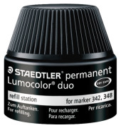 STAEDTLER 48848-9 Tankstelle Lumocolor schwarz