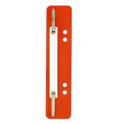 Heftstreifen 3,5 x 15 cm (B x H) PP rot 25 St./Pack.