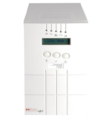 USV-Anlage online ProSecure II 700 5min 155 x 235 x 410 mm (B x H x T) mit Software