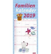 Familienplaner 21x45cm Maren Schaffner  2021