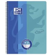 Collegeblock Touch 400101422, A4+ liniert + kariert, 90g 80 Blatt, 4-fach-Lochung