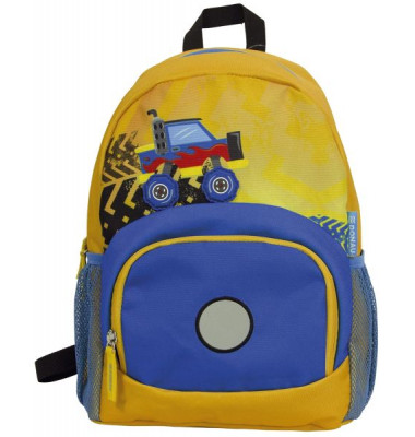 Kinderrucksack Geländewagen